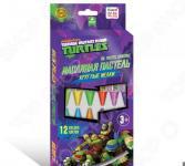 Набор цветных мелков для детей Kuso «Черепашки-ниндзя»