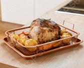 Сетка-корзинка для духовки, фритюра и барбекю Delimano Crisper