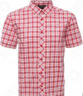 Рубашка Finn Flare S15-22015. Цвет: алый