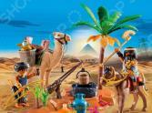 Конструктор игровой Playmobil «Римляне и Египтяне: Лагерь Расхитителей гробниц»