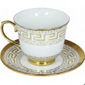 Чайный сервиз «Золотая роскошь». В ассортименте