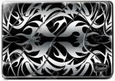 Наклейка 3D для ноутбука Gizmobies Metallic Tribal Ornate