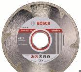 Диск отрезной алмазный для угловых шлифмашин Bosch Best for Marble
