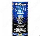 Комплекс присадок к маслу для дизельных двигателей Hi Gear HG 2253