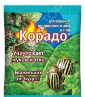 Средство для борьбы с колорадским жуком и тлей «Корадо»