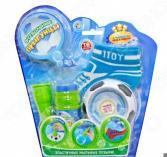 Мыльные пузыри с аксессуарами 1 Toy «Футбольные Прыгунцы»