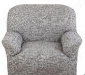 Натяжной чехол на кресло Еврочехол «Андреа»