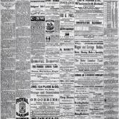 Бумага для скрапбукинга Bazzill Basics «Газета»