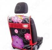 Защита для автомобильного кресла от детских ножек Autoprofi «Смешарики. Нюша»