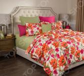 Комплект постельного белья Santalino «Маки». Семейный