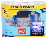 Комплект автоламп галогенных ClearLight XenonVision H7 12V-55W