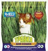Добавка витаминная для кошек Агроветзащита «Травка» АВ202
