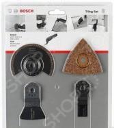 Набор насадок для универсального инструмента Bosch 2608661695