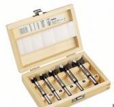Набор композитных сверл форстнера по дереву Bosch 2607018750