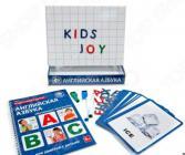 Набор обучающий для ребенка Школа будущего «Английская азбука для детей»