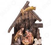 Фигурка декоративная Lefard «Рождественский Вертеп» 390-087