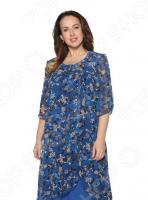 Платье Pretty Woman «Розетта». Цвет: синий
