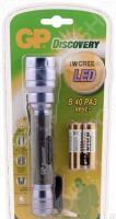 Фонарик GP Batteries LOE102/AU-2CR2