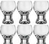 Набор рюмок Bohemia Crystal «Джина» 674-556