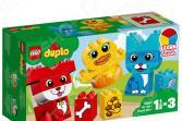 Конструктор для малышей LEGO Duplo «Мои первые домашние животные»