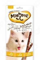 Лакомство для кошек Мнямс с цыпленком и печенью