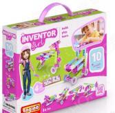 Конструктор игровой Engino IG10 Inventor Girls