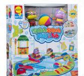 Набор детских игрушек для ванны Alex «Пляжная вечеринка»