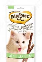 Лакомство для кошек Мнямс с уткой и кроликом