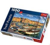 Пазл 1500 элементов Trefl «Старый порт Сен-Тропе»
