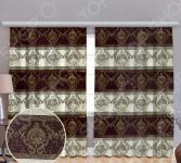 Комплект штор «Дворцовый стиль»