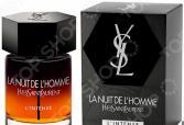 Парфюмированная вода для мужчин Yves Saint Laurent La Nuit De L'homme L'Intense, 100 мл