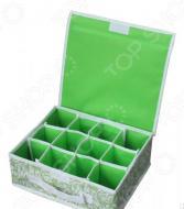Коробка для хранения нижнего белья с откидной крышкой