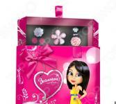 Набор украшений для девочки Briliantina Pink «Шкатулка»