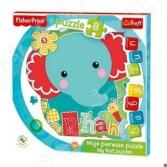 Пазл для малышей Trefl «Слоненок»