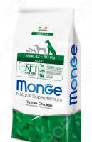 Корм сухой для собак крупных пород Monge Natural Superpremium Maxi Adult Rich in Chicken