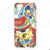 Чехол для iPhone 5 Mitya Veselkov «Газировка»