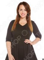 Блуза Матекс «Николь». Цвет: черный