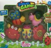 Набор игрушек для ванны Yako с пищалкой