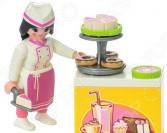 Игровой набор Playmobil «Экстра-набор: Шеф-кондитер»