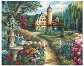 Набор для рисования по номерам Schipper «Летний замок»
