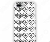 Чехол для iPhone 7 Plus Mitya Veselkov «Разбитые сердца»