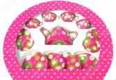 Набор посуды игрушечный 1 Toy «Чайный сервиз»