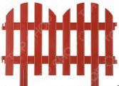 Забор Grinda «Палисадник»