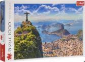 Пазл 1000 элементов Trefl «Рио-де-Жанейро»