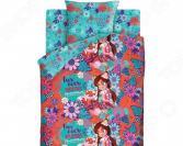 Детский комплект постельного белья Непоседа Enchantimals «Фелисити, Лис и Флик»