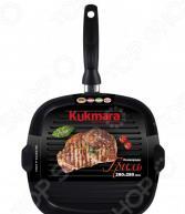 Сковорода-гриль Kukmara «Традиция»