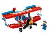 Конструктор игрушечный LEGO Creator «Самолет для крутых трюков»