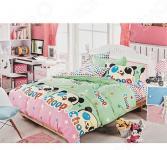 Детский комплект постельного белья «Панда кунг-фу»