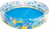 Бассейн надувной Bestway «Подводный мир» 51004B