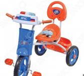 Велосипед трехколесный 1 Toy Т57613 «Спецслужбы»